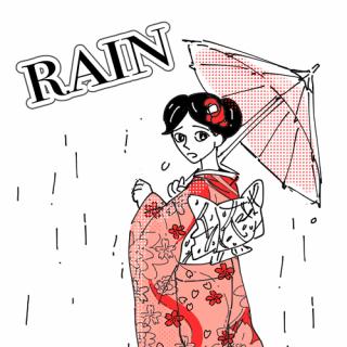雨の日だって振袖を絶対汚したくない!4つの対策を紹介♡
