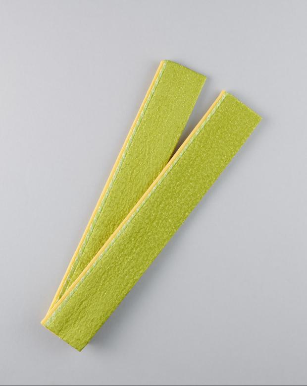 ラブリス重衿(黄緑X黄)2色