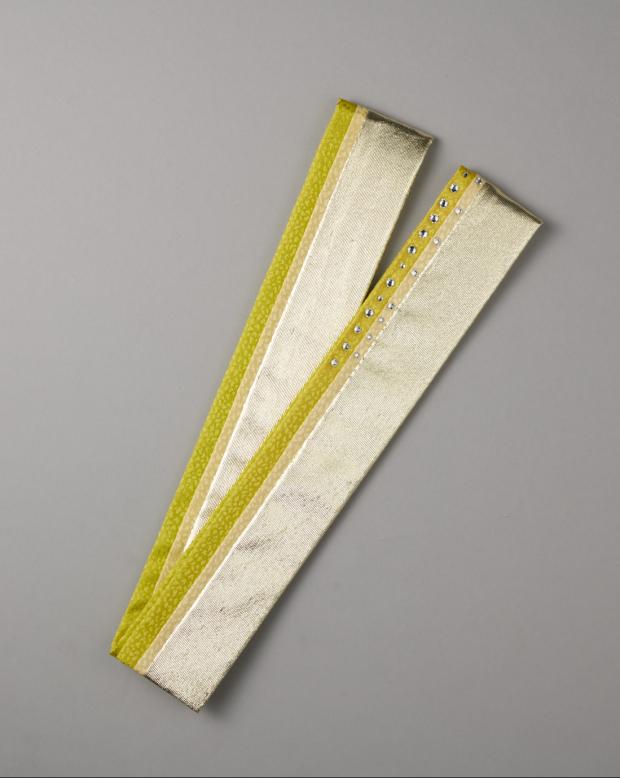 ラブリス重衿(からし色X黄X黄緑)3色