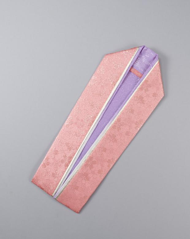 ラブリス重衿(ピンクX紫)レイヤー