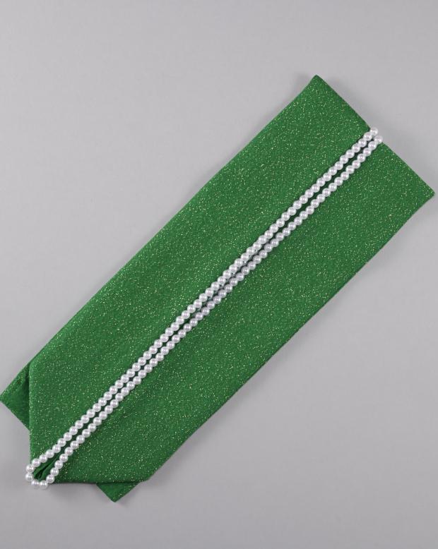 ラブリス重衿(緑)パール