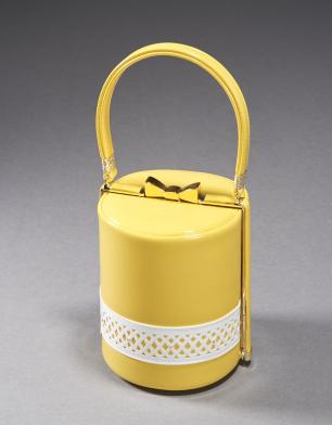 ラブリスバッグ(黄色)ライン